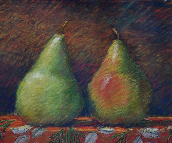 Jane Deering Gallery Archived Exhibitions Two Pears