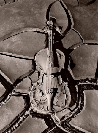 First Violin | An Octave of Prints First Violin IV
