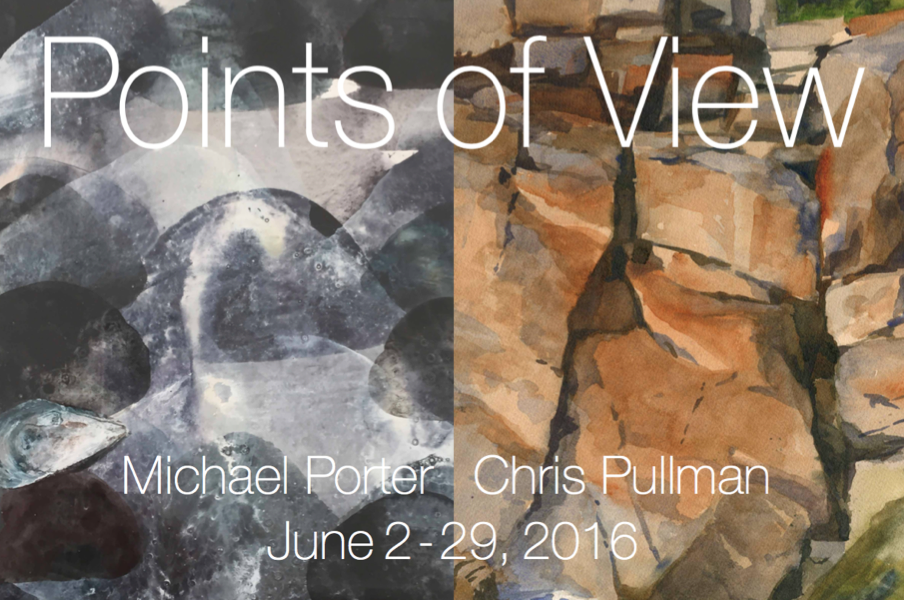 Points of View: Michael Porter | Chris Pullman