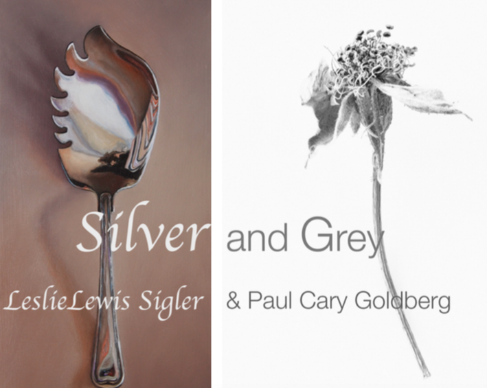 Silver and Grey | Leslie Lewis Sigler & Paul Cary Goldberg