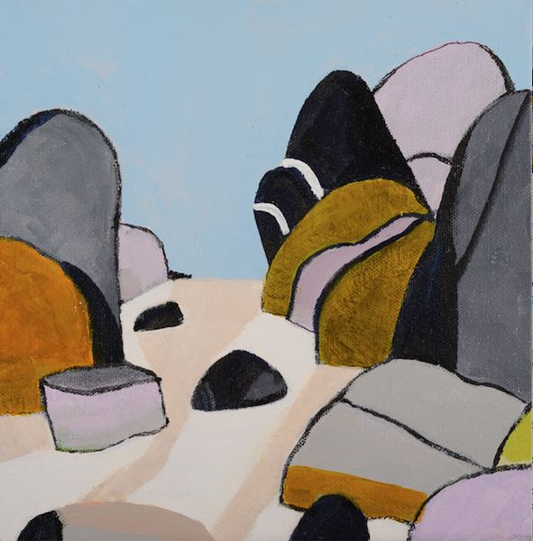 Pia Juhl | Rocks Around the Cape
