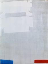 Jane Kent Prints monoprint on gampi paper
