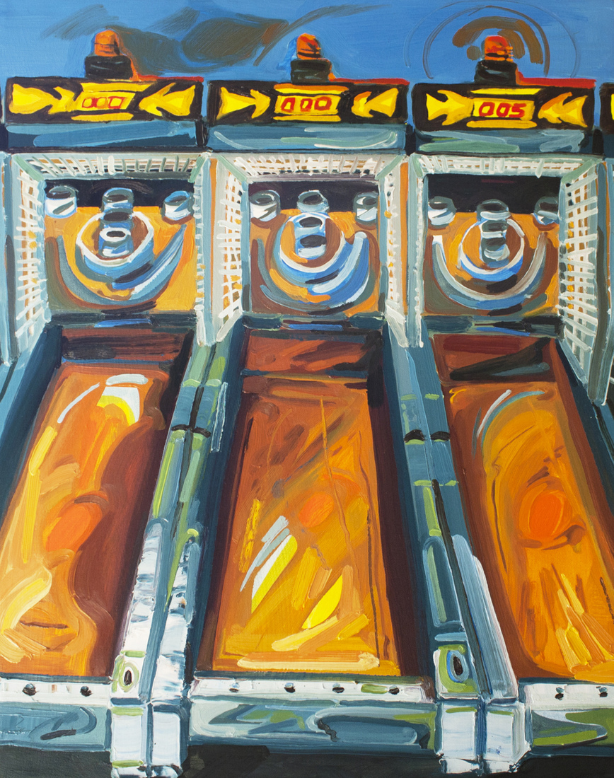 Recreation Skee Ball