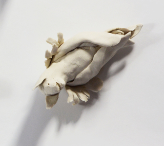 JAN HARRISON Recent Sculpture and Installation porcelain sculpture