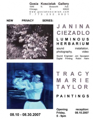 Janina Ciezadlo Upcoming Events