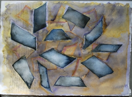 Janina Ciezadlo More Cards Water color
