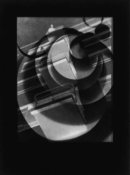 JASON KALOGIROS 2009 unique silver-gelatin photogram