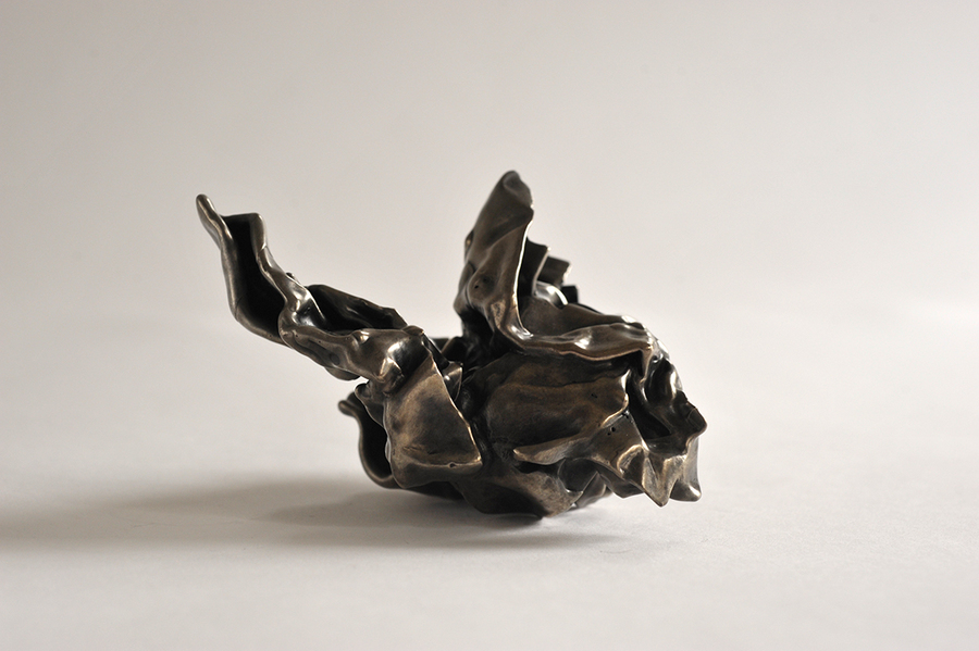 JASON KALOGIROS 2014 patinated bronze, unique
