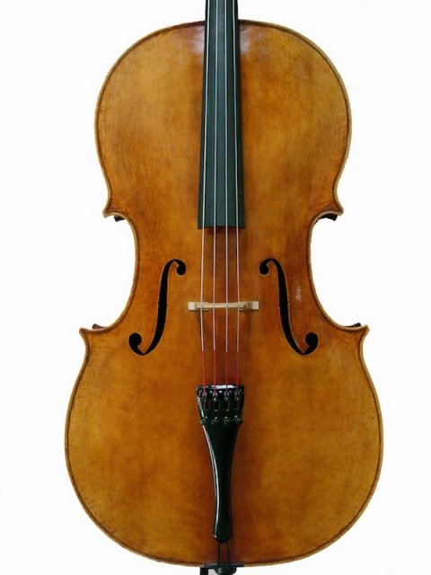 Jason Viseltear   Violins, Violas, Cellos   Modern and Baroque cello after Joseph Guarneri filius Andrea