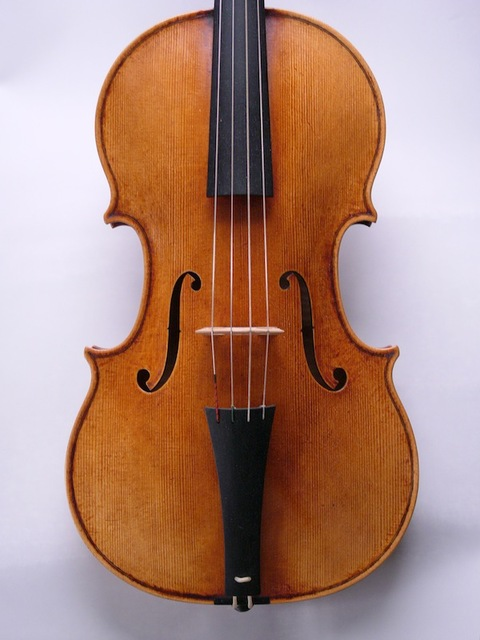 Jason Viseltear   Violins, Violas, Cellos   Modern and Baroque baroque viola after Gennaro