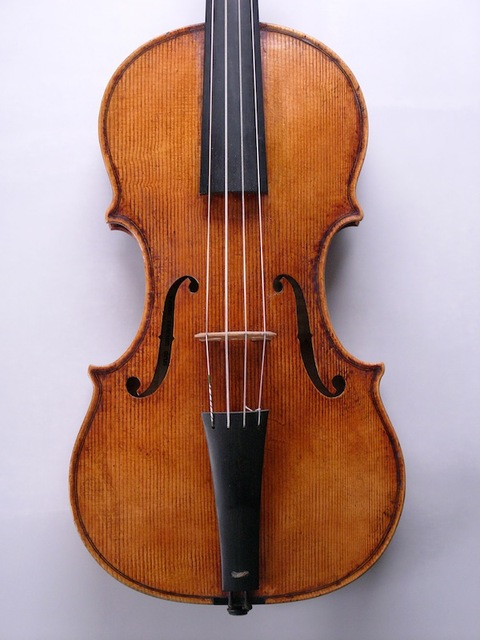 Jason Viseltear   Violins, Violas, Cellos   Modern and Baroque baroque violin after da Salo