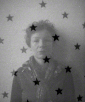 Janine Brown The Wallflower Project Archival Inkjet of Pinhole Photograph