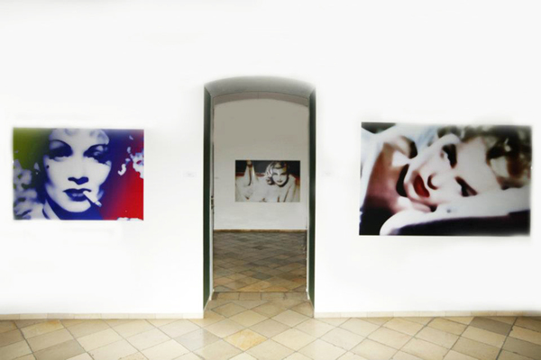 Jeanne Szilit Suppan Fine Arts / Lost in Attraction  2011 Digital Photography
