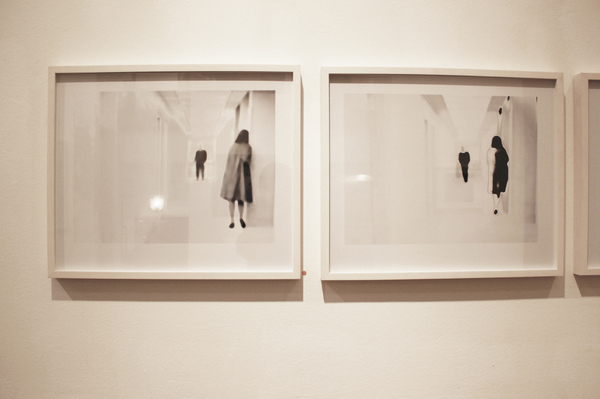 "Jeanne Szilit Tony Subal Gallery ""Trance Diary Albums"" Photography, ""Intimacy"" Series"
