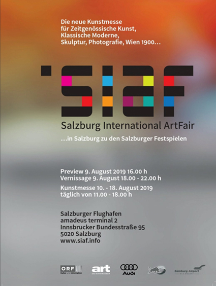 SIAF - SALZBURG INTERNATIONAL ART FAIR