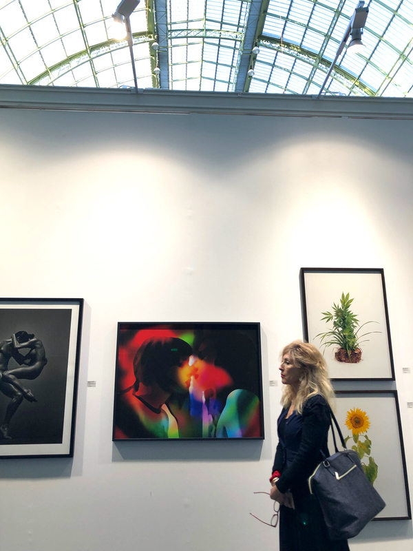 Jeanne Szilit 2019  PARIS PHOTO (Installations)