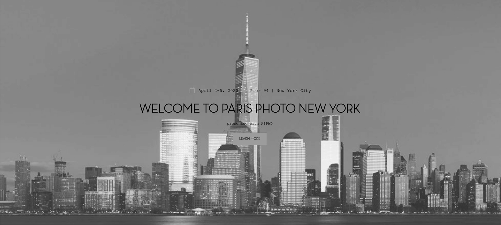 Jeanne Szilit 2020  PARIS PHOTO NEW YORK (AIPAD) postponed