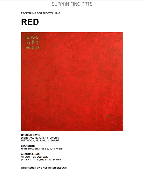 Jeanne Szilit Suppan Fine Arts / RED 2020
