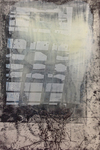 Prints Intaglio, Ecreenprint, Encaustic