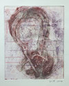 Prints Encaustic Collagraph and Drypoint