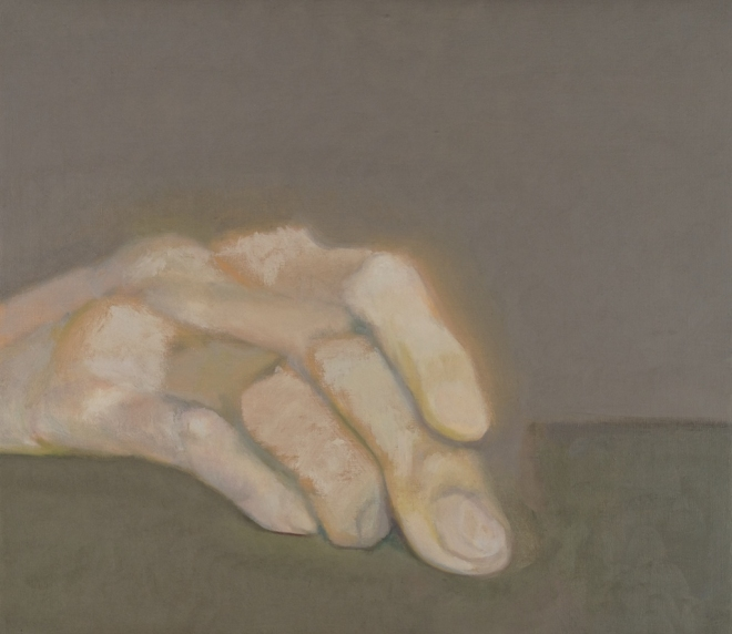 Paintings and drawings of my left hand Left hand (49622H)