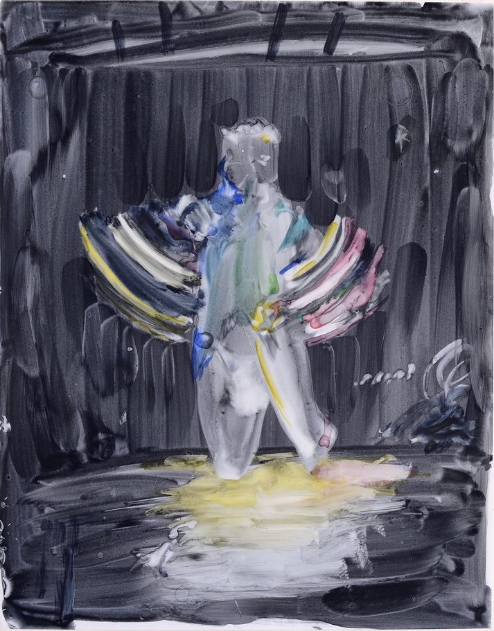 Paintings Electric Angel