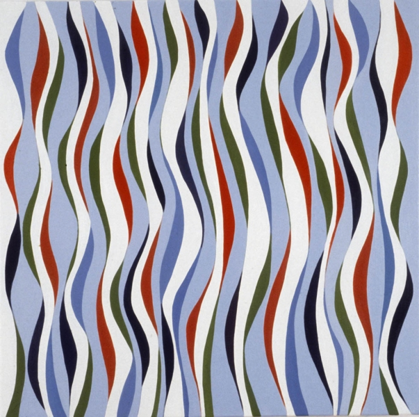 "Paintings: 1994-2000 ""Waves"""