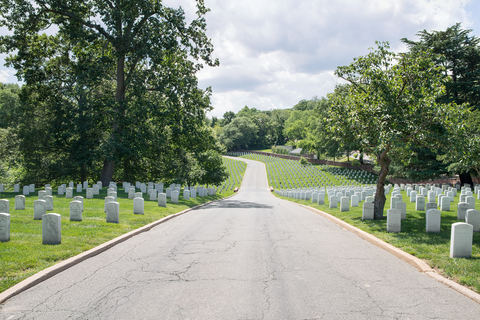 Day after Memorial Day, Section 27, Civil War USCT, Civil War Era US Citizens and Former Enslaved People, Arlington National Cemetery