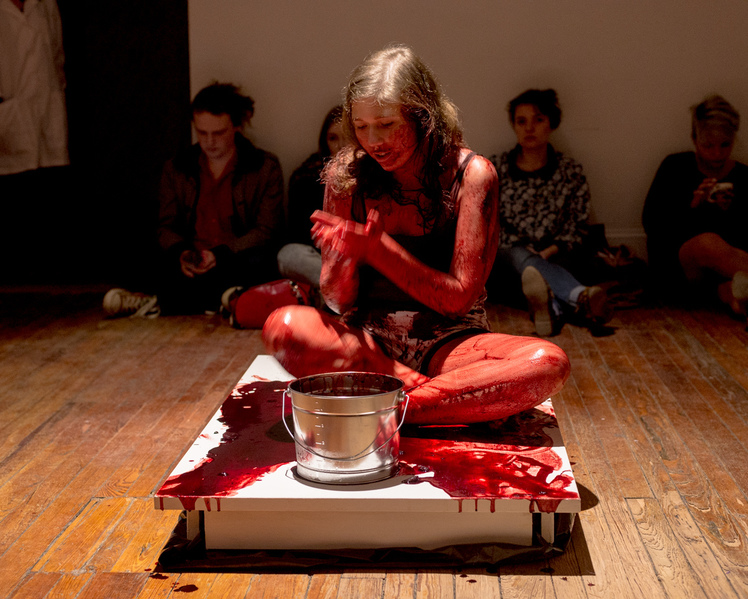Jennifer Leigh Wright Song Conceputal Performance Artwork