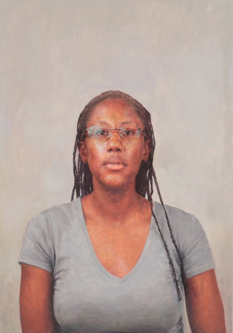 2009 oil on canvas