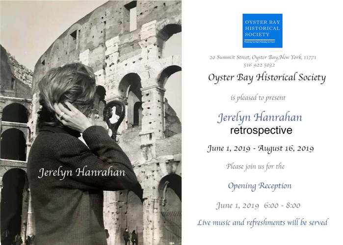Jerelyn Hanrahan RETROSPECTIVE Retrospective of the international career of artist Jerelyn Hanrahan 1980 - 2019