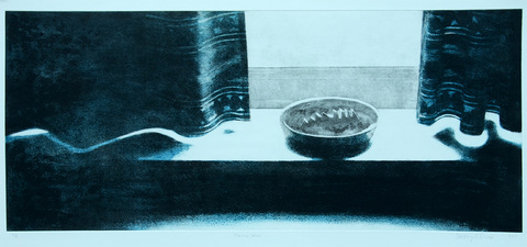 JEREMY COLEMAN SMITH Etching