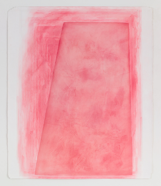 JESSICA DICKINSON works on paper pastel and gouache on paper