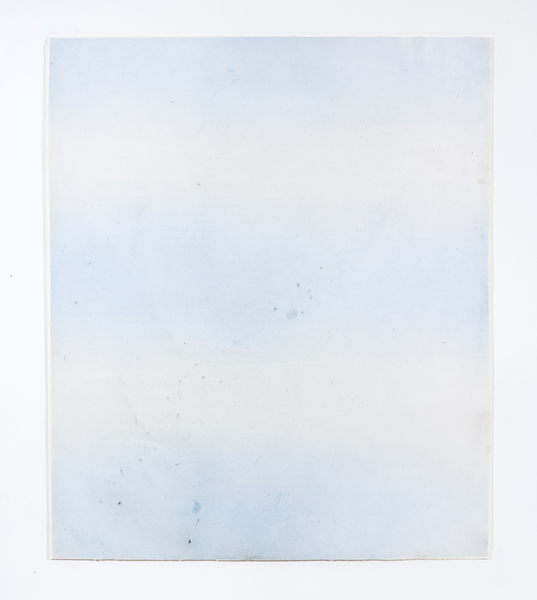JESSICA DICKINSON works on paper rug dye stain and gouache on paper with holes