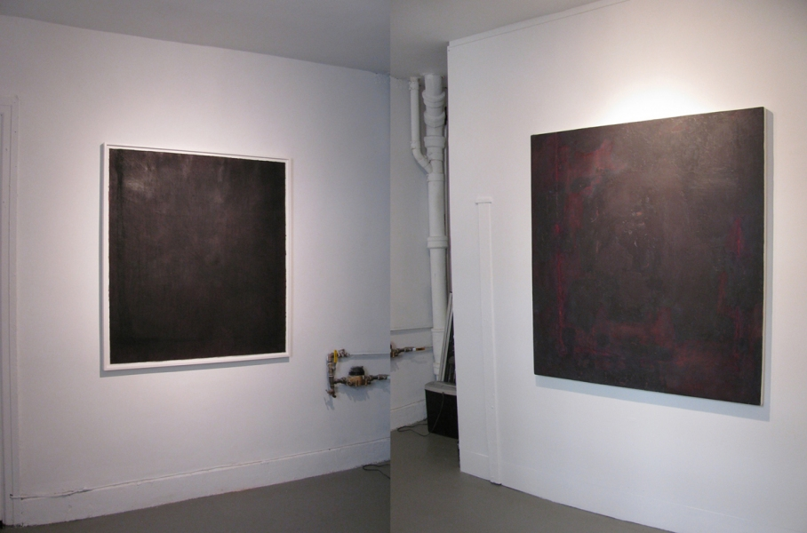 "JESSICA DICKINSON HERE > James Fuentes > 2009 L>R: ""Shift, ""Flash-Shift"""