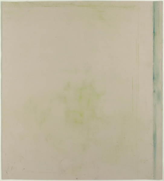 JESSICA DICKINSON Towards- / Full-See / Already. >Frieze London >2010 Pastel on paper