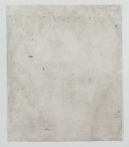 JESSICA DICKINSON works on paper  dust, colored pencil, gouache, pastel, graphite, and oil on paper
