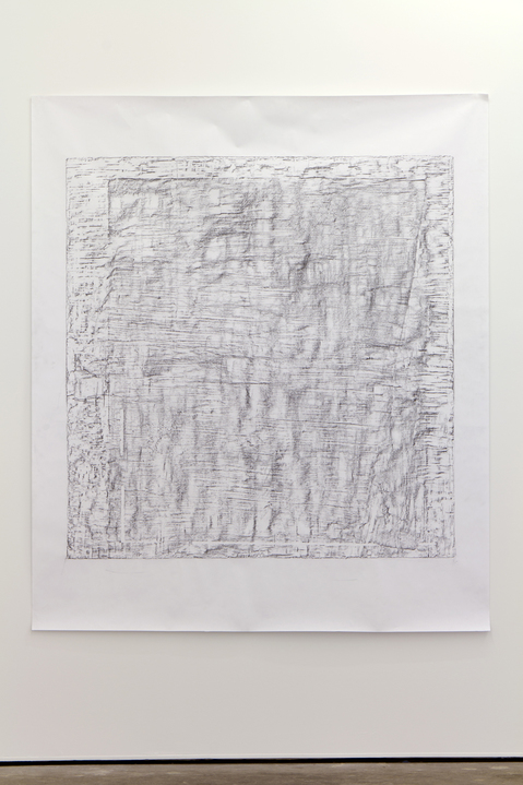 JESSICA DICKINSON final remainders: 2011-2013 > David Petersen Gallery > 2013 graphite on pape