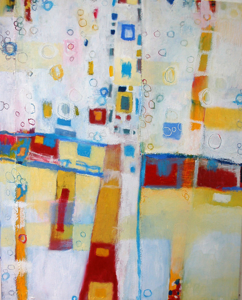 Jill Kirschen Recent Work Oil on canvas