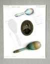 THE PARIS PROJECT Paper, photograph, darning egg