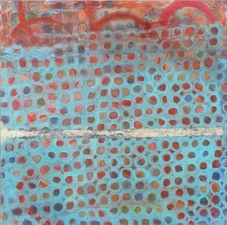Joan K. Russell more Mixed Media on Panel
