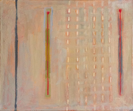 Joan K. Russell  abstract paintings Acrylic on canvas