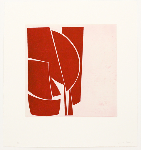 Joanne Freeman PRINTS Oil based ink on 100% beveled rag paper, limited edition aquatint, edition size 20