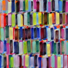 Jodie Manasevit Paintings 2002-2004 Oil on Canvas