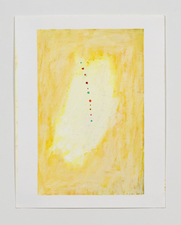 Jodie Manasevit Oil stick drawings 2017-20 Oil sticks on paper""