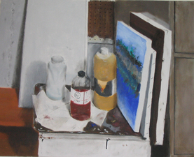 Joel Kowit Paintings oil on canvas