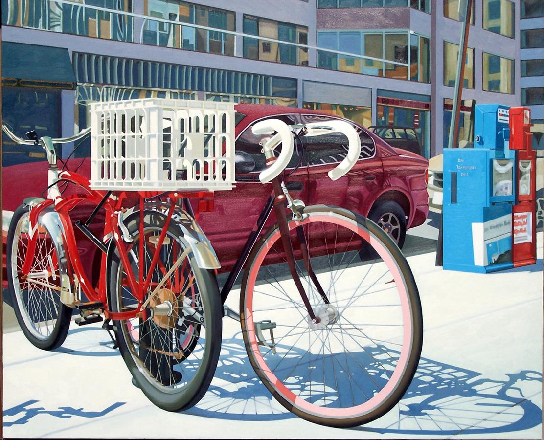 Joey P  Mánlapaz : PORTFOLIO : Cycles Bikes & Bins