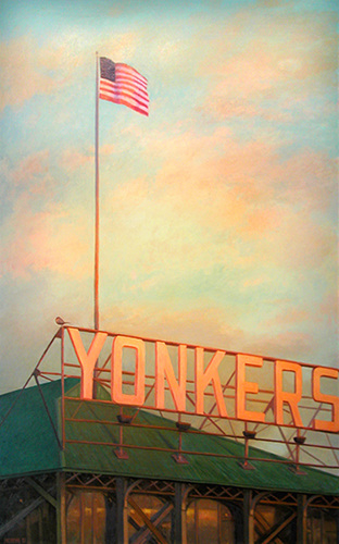 NEW YORK Yonkers Sign