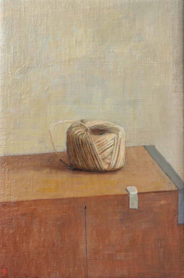 Paintings 2017-2020 Ball of Twine