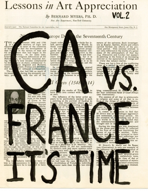 Work CA vs. France (It's Time)